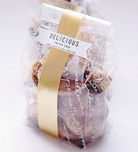 Transparent Cellophane Cookie Bags