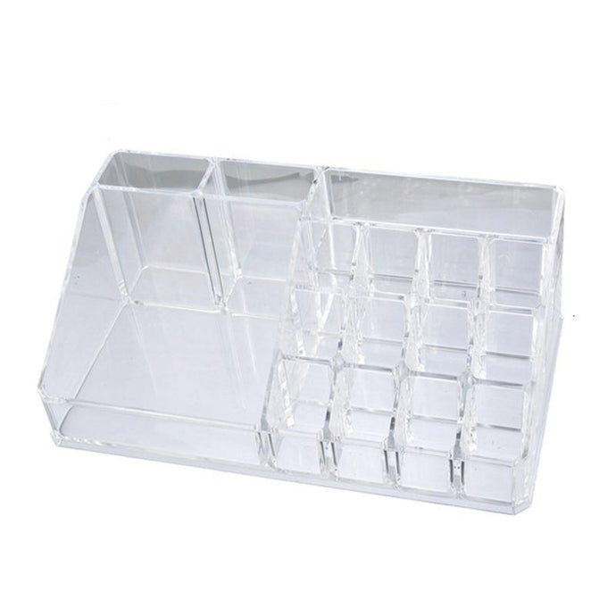 Transparent Stick Makeup Organizer