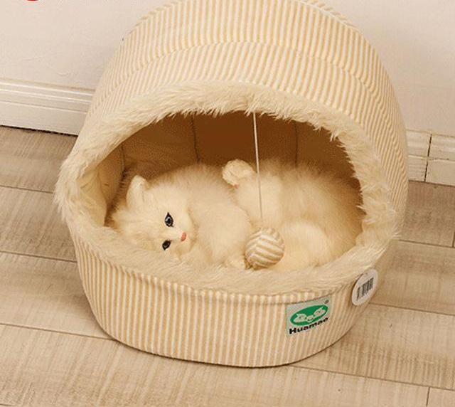 Corduroy Pet House