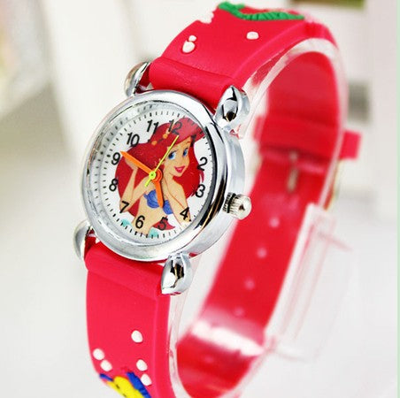 Cute Jelly Mermaid Wristwatch