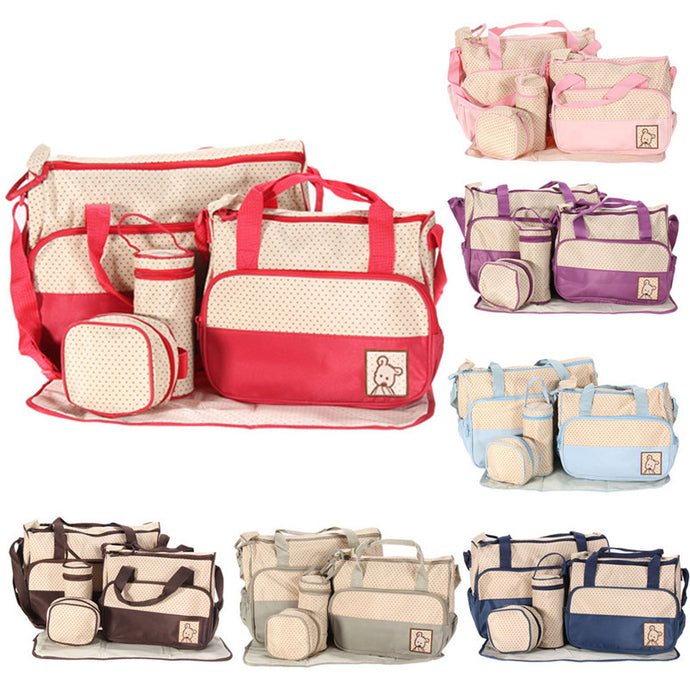 Tote Shoulder Diaper Bags