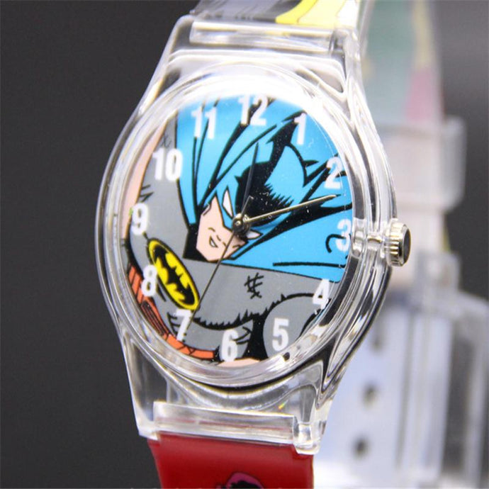 Marvel Batman Snap Wristwatch