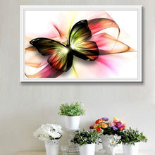 5D DIY Diamond Covered Painting Art