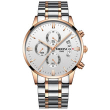 Complete Calendar Quartz Wristwatches