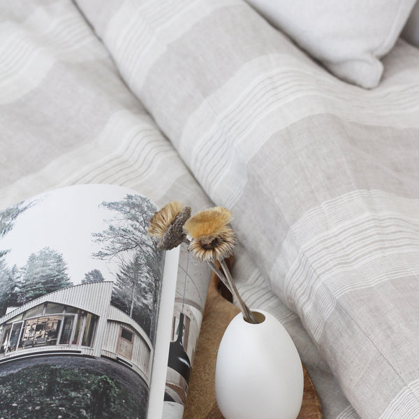 Adding personality and style to your room by using quality bed Linen.