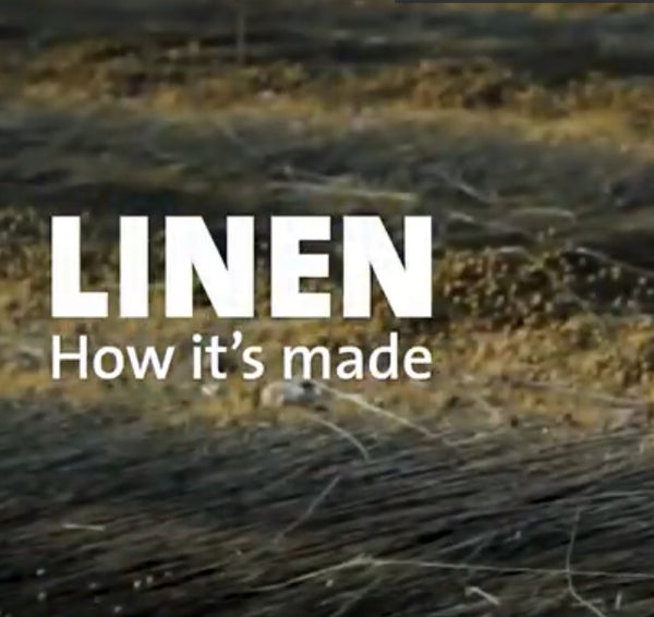 What is Flax Linen & how Linen is made?