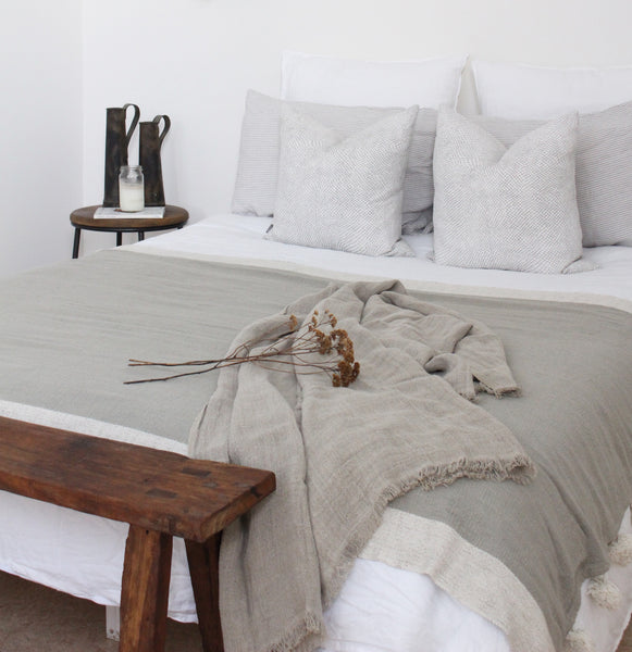 Environmentally friendly Bed Linen New Zealand