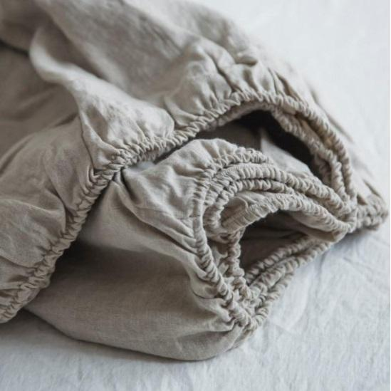 Natural Linen Duvet Covers NZ