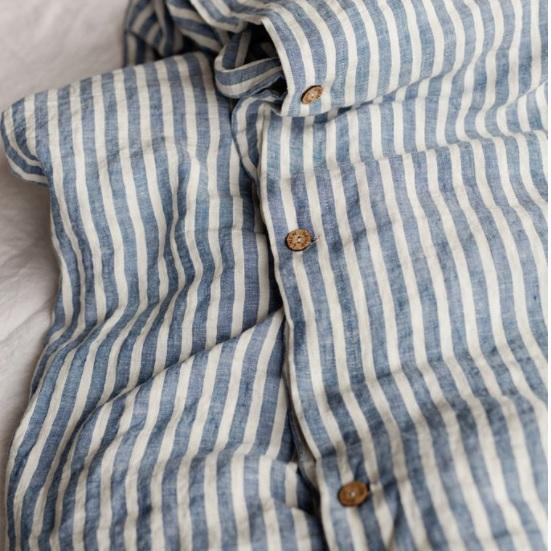 Luxury Linen Duvet covers online NZ