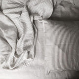 Natural Linen sheet sets online in NZ