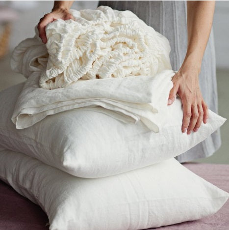 Luxury Linen Sheet sets online  NZ