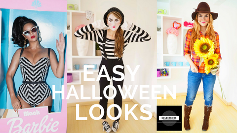 Easy Halloween Costumes You can Recreate