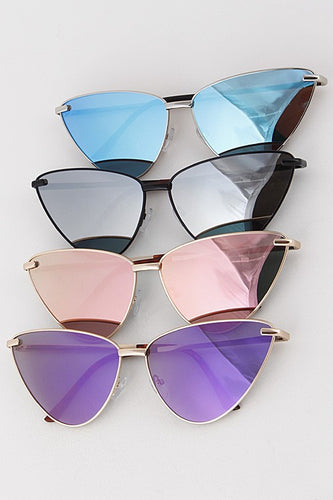 Kitty Retro Style Sunglasses - Boldersides