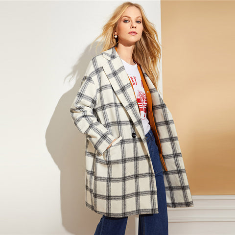 Elegant Autumn 2018 Coat