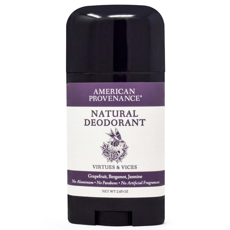 Deodorant Stick, Horseshoes & Hand Grenades - 2.65 oz.American Provenance - My Vendor