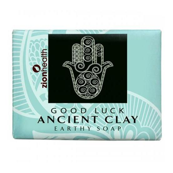 Ancient Clay Soap, Good Luck - 6 oz.Zion Health - My Vendor