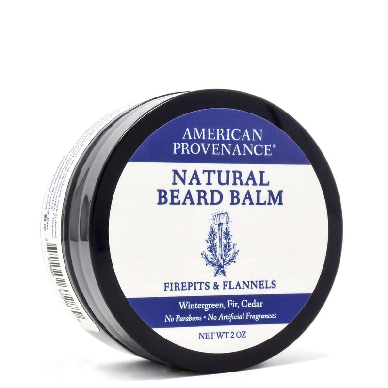 Beard Balm, Firepits and Flannels - 2 oz,American Provenance - My Vendor