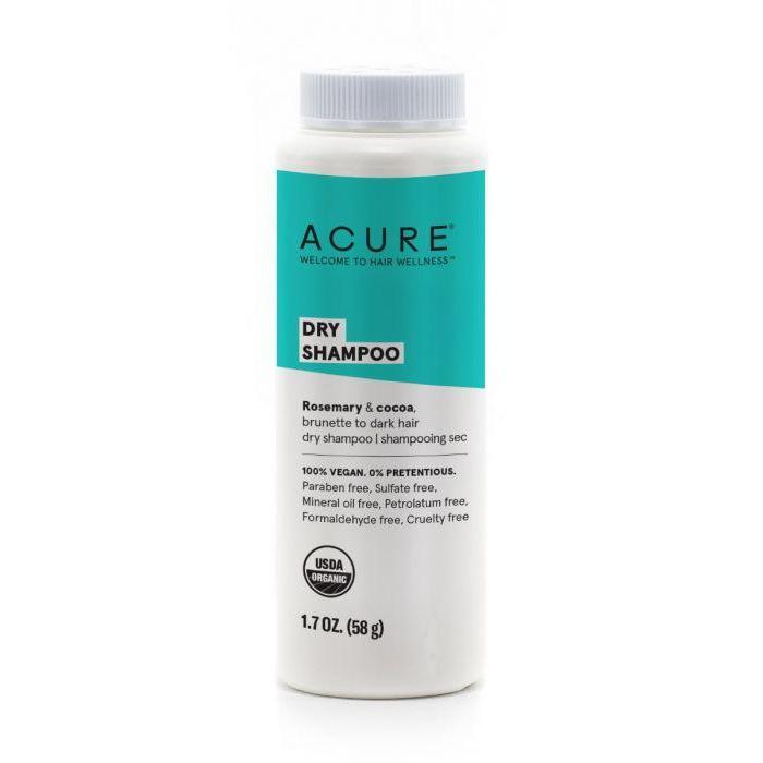 Dry Shampoo, Rosemary & Cocoa - 1.7 oz.Acure - My Vendor