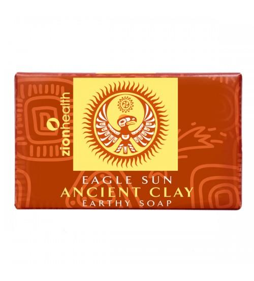 Zion Health, Ancient Clay Soap Eagle Sun - 6 oz.