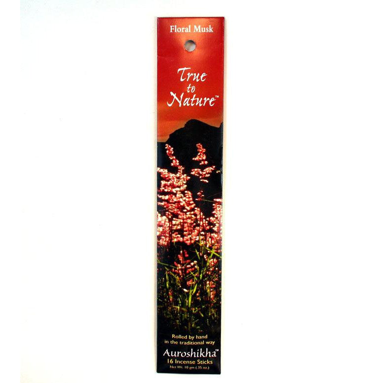 Floral Musk, Incense SticksAuroshikha - My Vendor