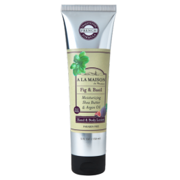 Fig & Basil, Body Lotion - 5 fl. oz.A La Maison - My Vendor