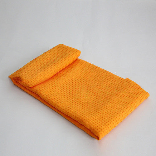 Couverture Asana (orange)