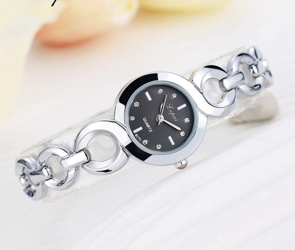 Chain Link Styled Watch
