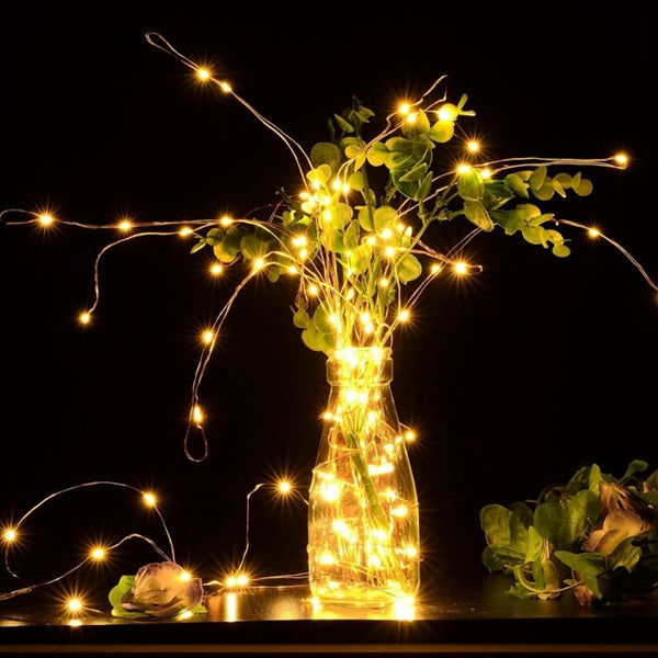 Enchanting Bohemian Fairy Lights
