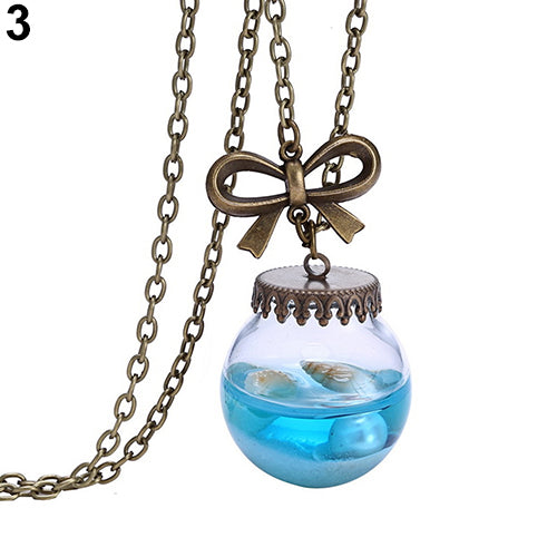 Sea Ocean Pendant Necklaces
