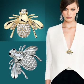 Chic Style Bee Brooches