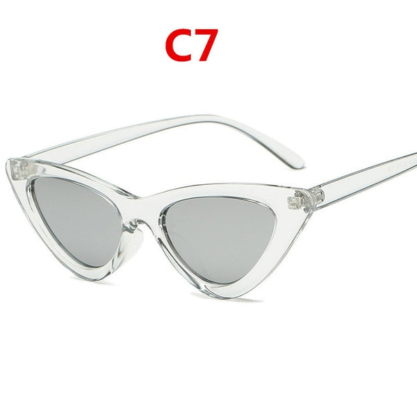Stylish Vintage Cat Eye Sunglasses