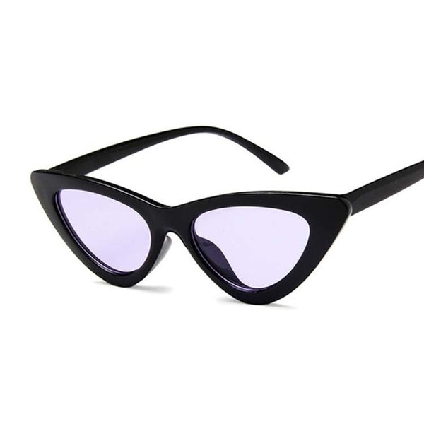 Classic Cat Eye Vintage Sunglasses