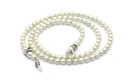 Vintage Pearl Bead Neck Chains