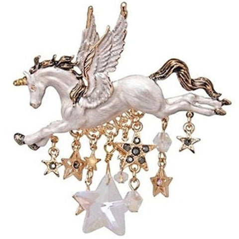 Magical Unicorn Brooches