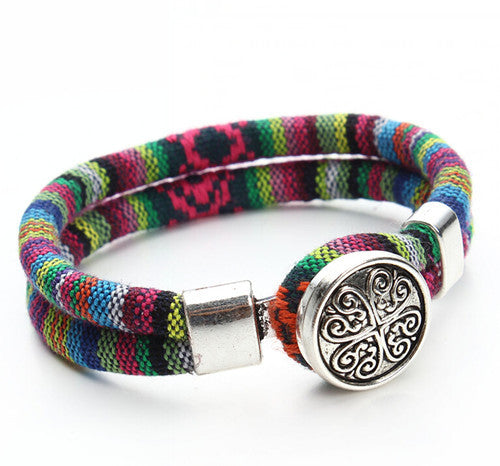 Bohemian Colored Bangles