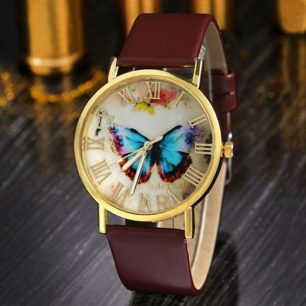 Vibrant Butterfly Watches