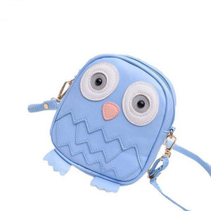 Cute Owl Messenger Bags