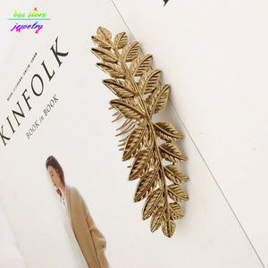 Unique Vintage Gold/Silver Plated Leaves