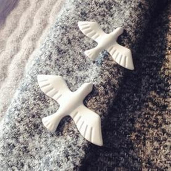 Peaceful Dove Brooch