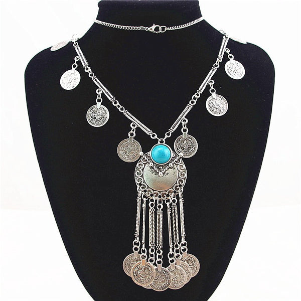 Vintage Dreamcatcher Necklaces