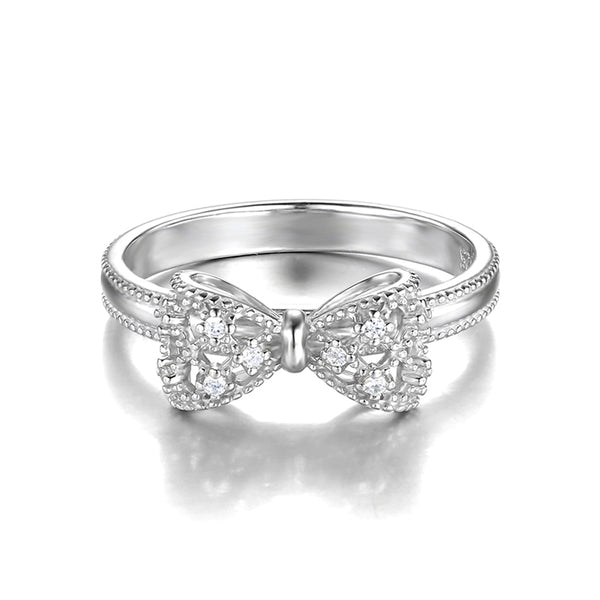 Beautiful Bow Rings