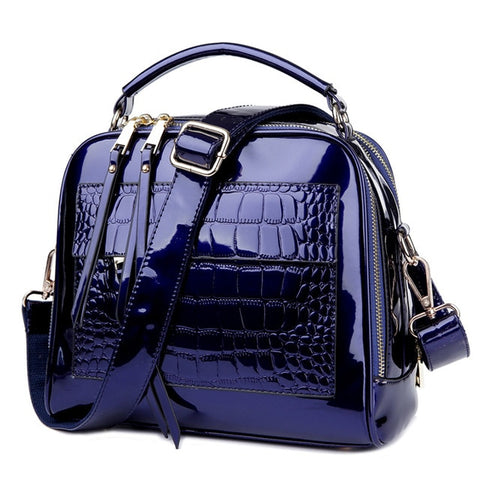 Alligator Print Ladies Handbags