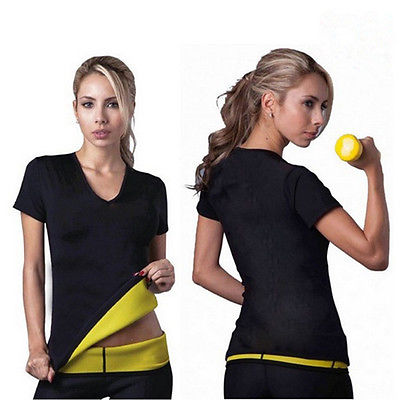 Women's Neoprene Slimming Tops