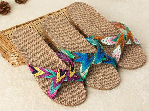 Funky Bohemian Sandals