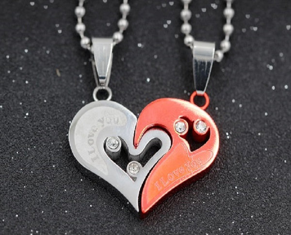 For The One You Love Necklaces