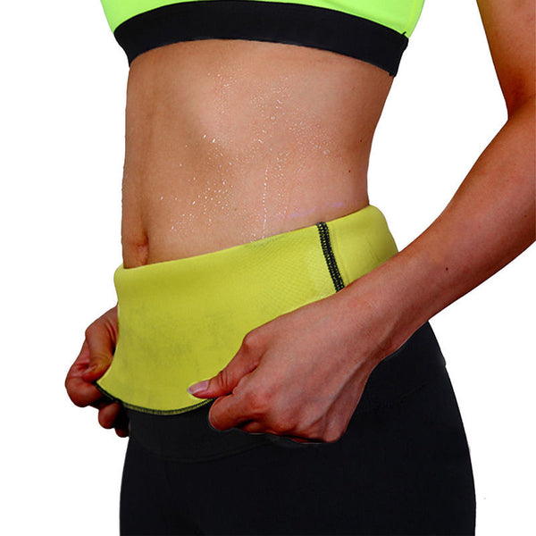 Neoprene Sauna Fitness Sweat Belt Waist Trainer