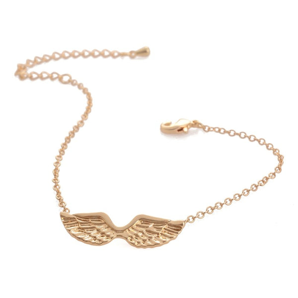 Cute Angel Wing Bracelet