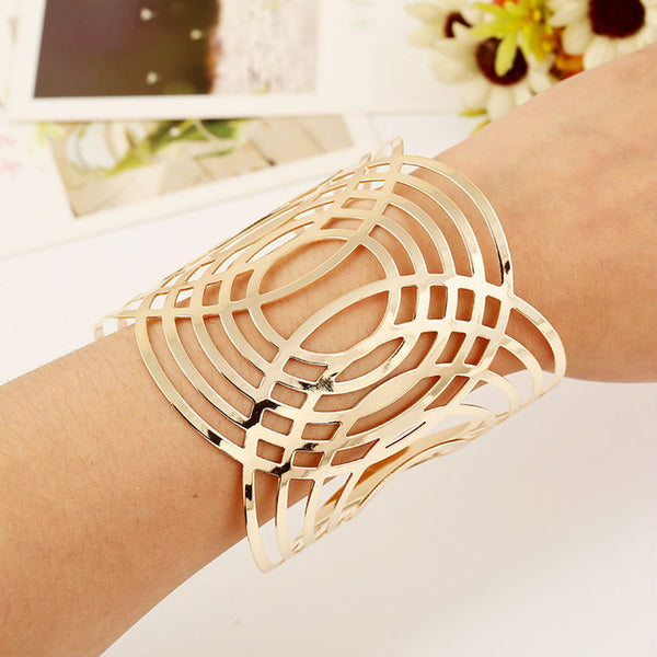 Egyptian Luxury Cuff Bangle
