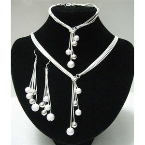African Drop Jewelry Set