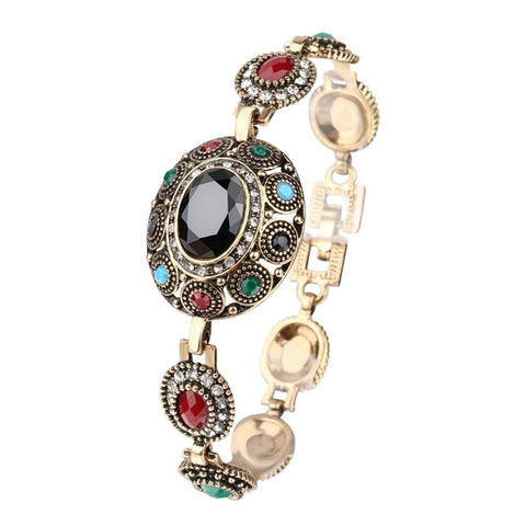 Turkish Ellipse Bracelet